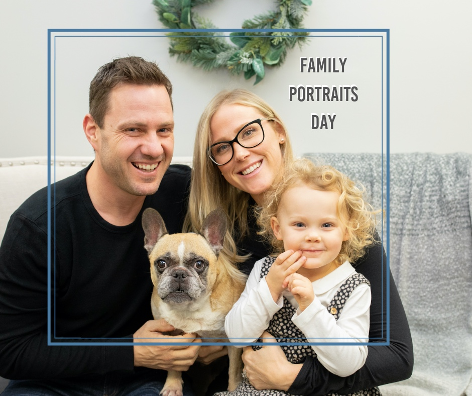 Family Portraits Day 2018